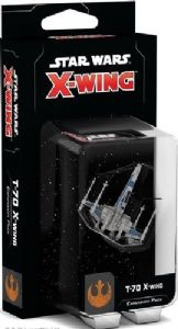 Star Wars X-Wing Second Edition : T-70 X-Wing Expansion Pack